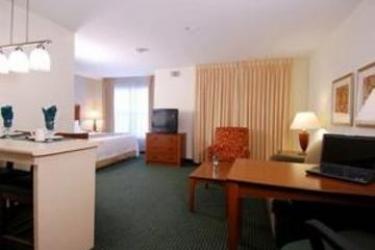 Hotel Residence Inn Las Vegas South: Balcony LAS VEGAS (NV)