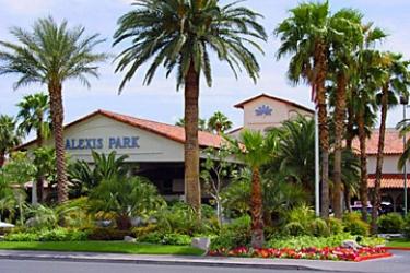 Hotel Alexis Park Resort: Extérieur LAS VEGAS (NV)