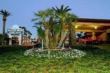 Hotel Alexis Park Resort: Exterieur LAS VEGAS (NV)
