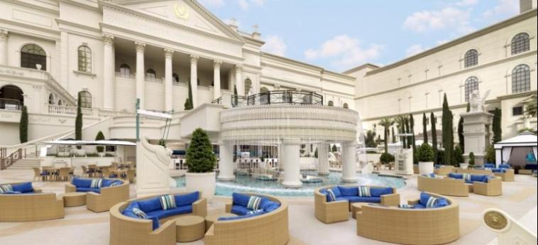 Hotel Caesars Palace: Bar Exterior LAS VEGAS (NV)