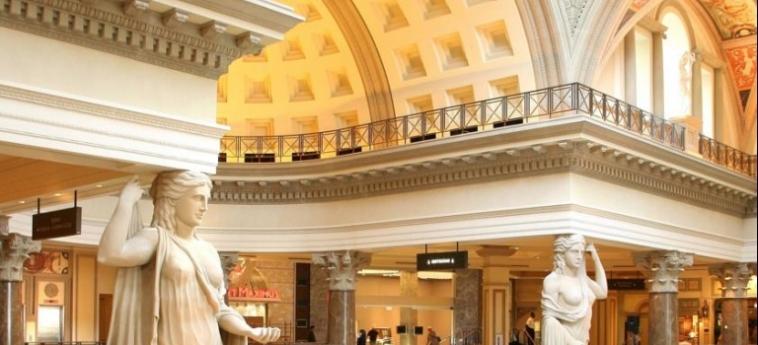 Hotel Caesars Palace: Dettagli Strutturali LAS VEGAS (NV)