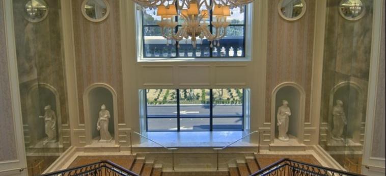 Hotel Caesars Palace: Escalinata LAS VEGAS (NV)