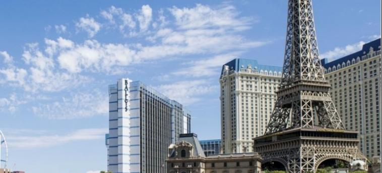 Hotel Caesars Palace: Environnement LAS VEGAS (NV)