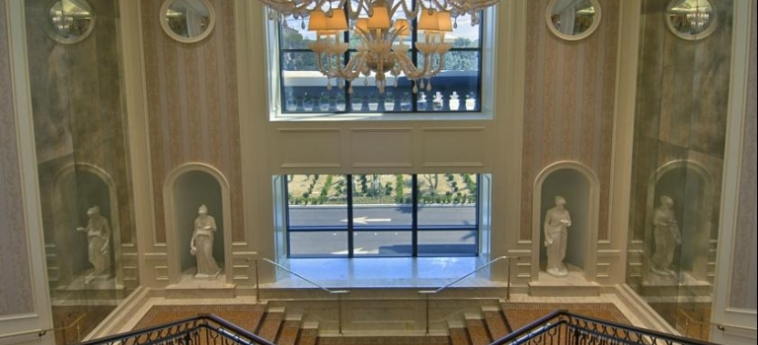 Hotel Caesars Palace: Escalier LAS VEGAS (NV)