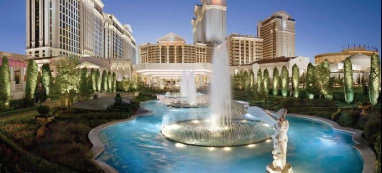 Hotel Caesars Palace: Extérieur LAS VEGAS (NV)