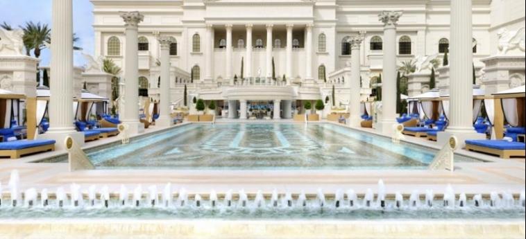 Hotel Caesars Palace: Exterieur LAS VEGAS (NV)