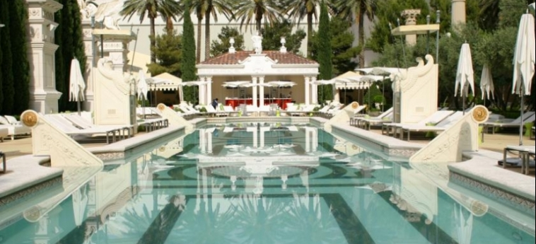 Hotel Caesars Palace: Piscine Découverte LAS VEGAS (NV)