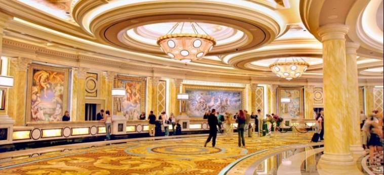 Hotel Caesars Palace: Reception LAS VEGAS (NV)