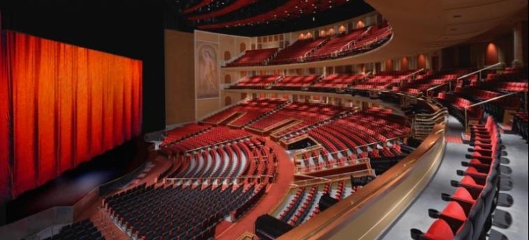 Hotel Caesars Palace: Theatre LAS VEGAS (NV)