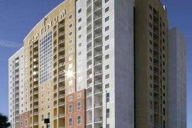 Hotel Platinum : Außen LAS VEGAS (NV)