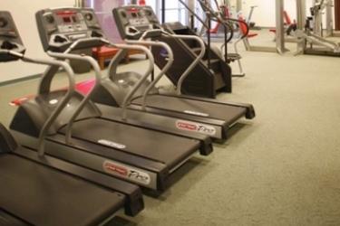 Hotel Platinum : Fitnesscenter LAS VEGAS (NV)