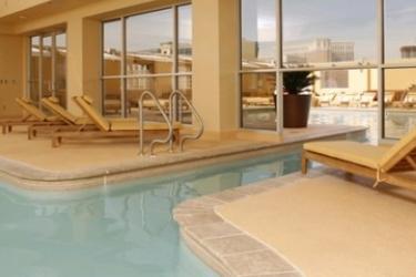 Hotel Platinum : Innenschwimmbad LAS VEGAS (NV)