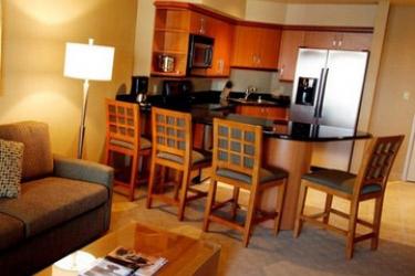 Hotel Platinum : Schlafzimmer LAS VEGAS (NV)