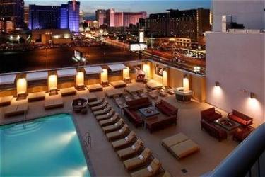 Hotel Platinum : Swimming Pool LAS VEGAS (NV)