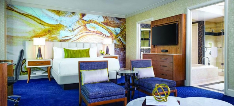 Hotel Mandalay Bay Resort And Casino, Las Vegas: Chambre Double LAS VEGAS (NV)
