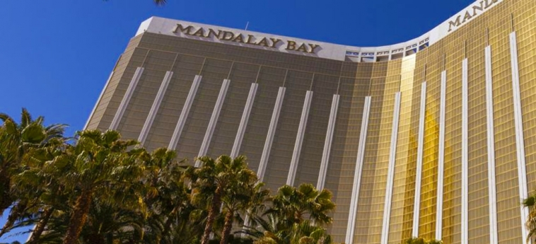 Hotel Mandalay Bay Resort And Casino, Las Vegas: Facade LAS VEGAS (NV)