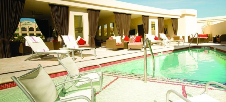 Hotel Mandalay Bay Resort And Casino, Las Vegas: Piscine chauffée LAS VEGAS (NV)