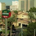 Hotel Courtyard Las Vegas Convention Center