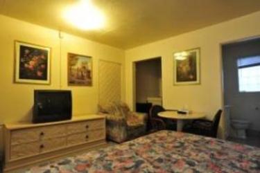 Hotel Desert Moon Motel: Bedroom LAS VEGAS (NV)