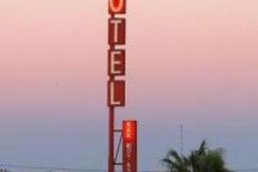 Hotel Desert Moon Motel: Exterior LAS VEGAS (NV)