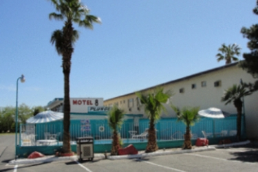 Hotel Motel 8 Las Vegas: Parking LAS VEGAS (NV)