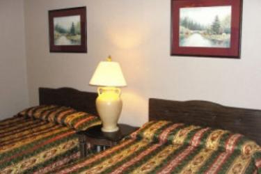 Hotel Motel 8 Las Vegas: Twin Room LAS VEGAS (NV)