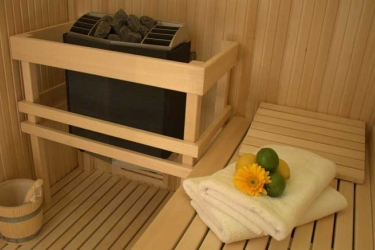 Hotel Villa Aina Boutique: Sauna LASKO