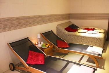 Hotel Villa Aina Boutique: Solarium LASKO