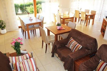 Hotel Villa Aina Boutique: Zona de desayuno LASKO