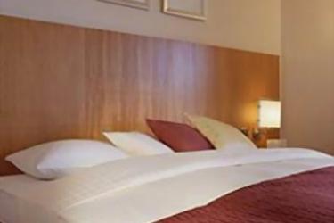 Hotel Movenpick: Chambre LAUSANNE