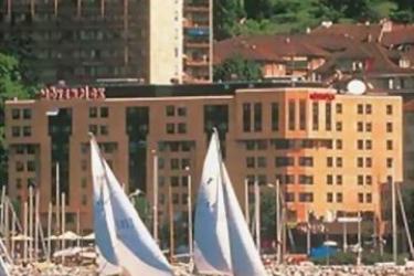 Hotel Movenpick: Extérieur LAUSANNE