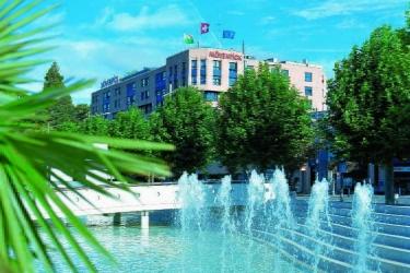 Hotel Movenpick: Exterieur LAUSANNE