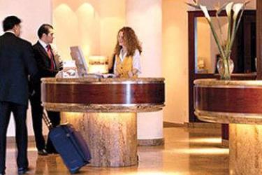 Hotel Movenpick: Lobby LAUSANNE