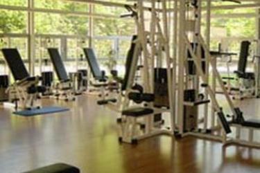 Hotel Movenpick: Salle de Gym LAUSANNE