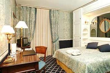 Hotel Nash Carlton: Chambre LAUSANNE