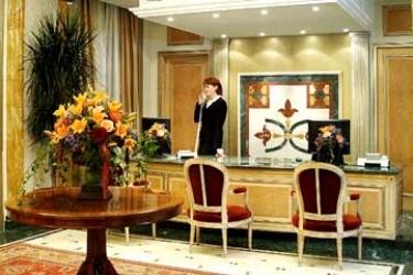 Hotel Nash Carlton: Hall LAUSANNE