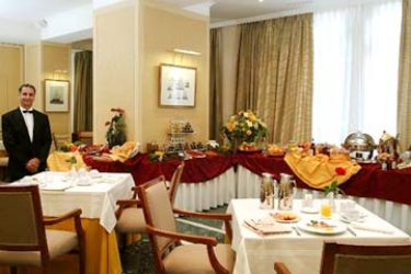 Hotel Nash Carlton: Restaurant LAUSANNE