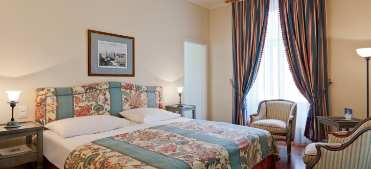Hotel Angleterre & Residence: Executive Zimmer LAUSANNE