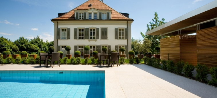 Hotel Angleterre & Residence: Exterior LAUSANNE