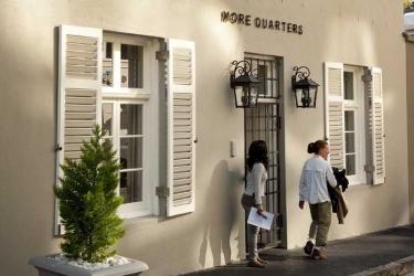 Hotel More Quarters Cape Town: Exterieur LE CAP