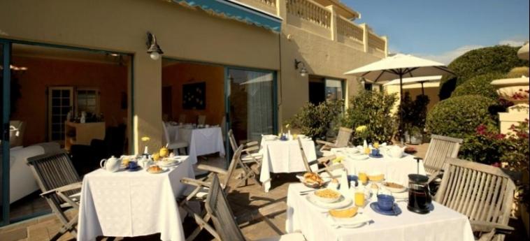 Villa Sunshine Guest House: Salle de Petit Dejeuner LE CAP