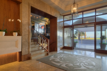 Hotel Winchester Mansions: Lobby LE CAP