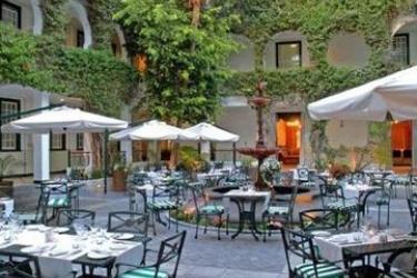 Hotel Winchester Mansions: Restaurant LE CAP