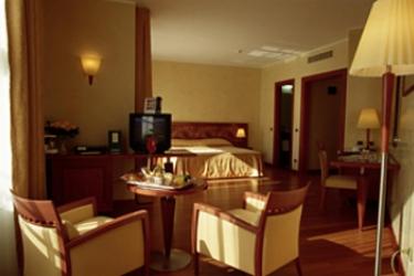 Hotel Nh Lecco Pontevecchio: Bedroom LECCO