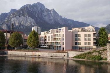 Hotel Nh Lecco Pontevecchio: Exterior LECCO