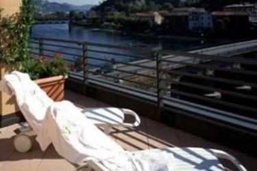 Hotel Nh Lecco Pontevecchio: Terrace LECCO