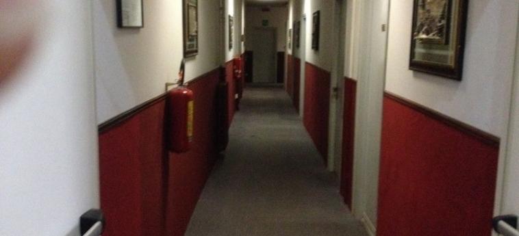 Hotel Moderno: Corridoio LECCO