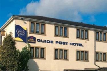 Hotel Best Western Bradford Guide Post: Exterior LEEDS