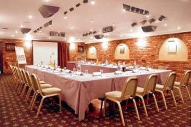 Hotel Best Western Bradford Guide Post: Sala de conferencias LEEDS
