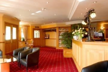 Hotel Best Western Bradford Guide Post: Réception LEEDS
